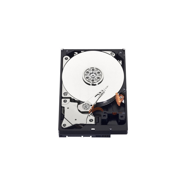 Western Digital 3,5 1000GB belső SATAIII 5400RPM 64MB RED WD10EFRX winchester 3 év - 1
