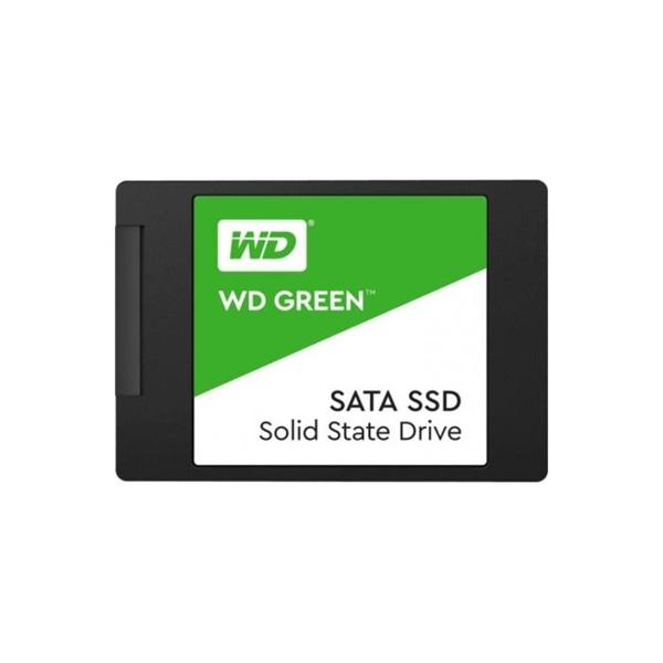 Western Digital 480GB SATA3 2,5 3D Green 7mm (WDS480G2G0A) SSD - 1