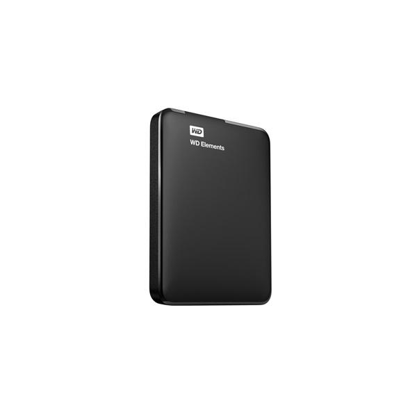 Western Digital Elements Portable WDBUZG0010BBK 2,5 1TB USB3.0 fekete külső winchester - 2