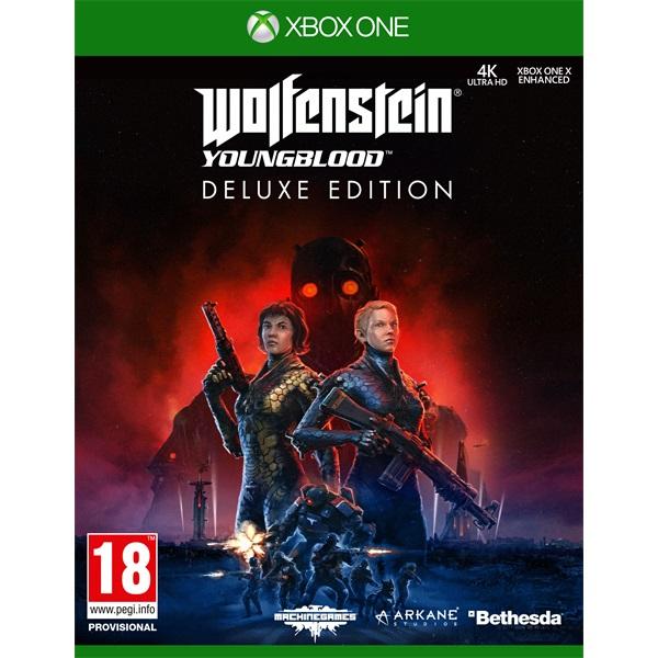 Wolfenstein Youngblood Deluxe Edition XBOX One játékszoftver - 1