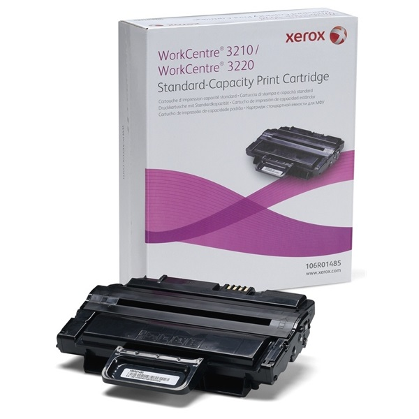 Xerox 106R01487 fekete nagykapacitású toner - 1