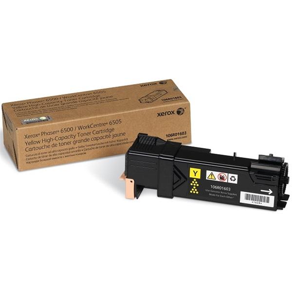 Xerox 106R01603 sárga toner - 1