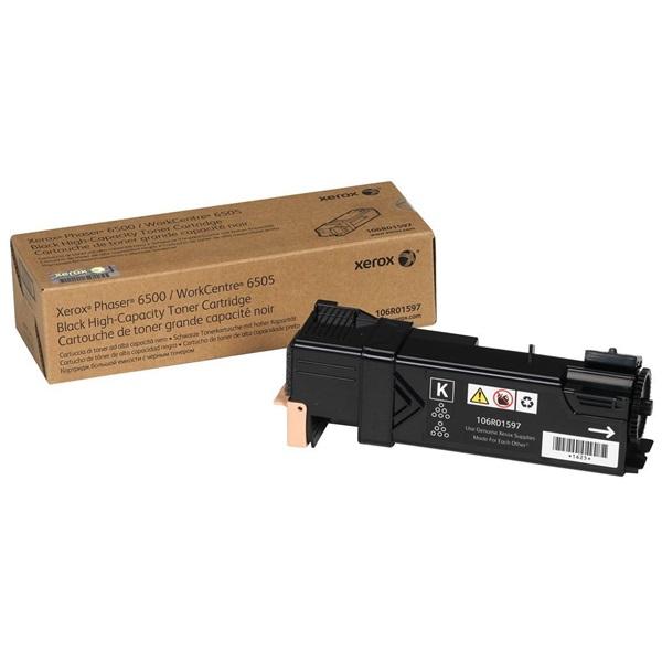 Xerox 106R01604 fekete toner - 1