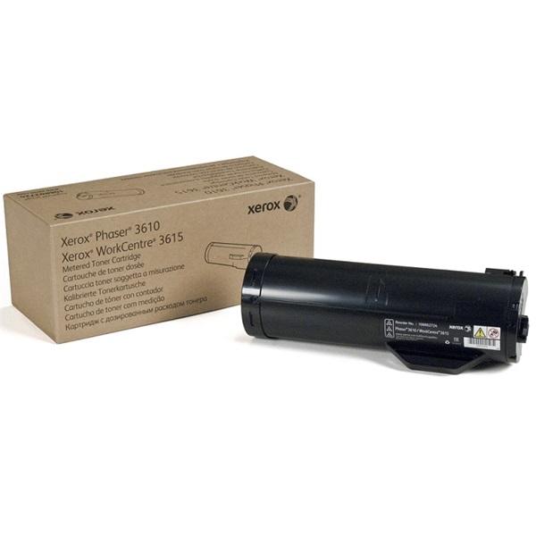 Xerox 106R02723 fekete nagykapacitású toner - 1