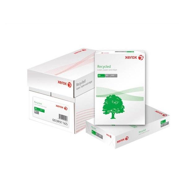 """Xerox Recycled"""" A4 80g 500 lap újrahasznosított másolópapír - 1"""