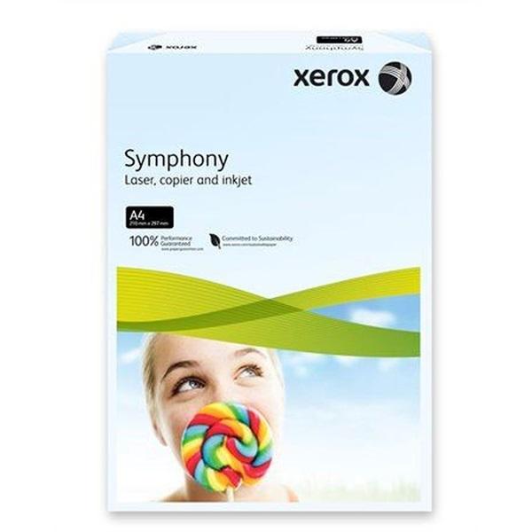Xerox Symphony A4 160g pasztel világoskék másolópapír - 1