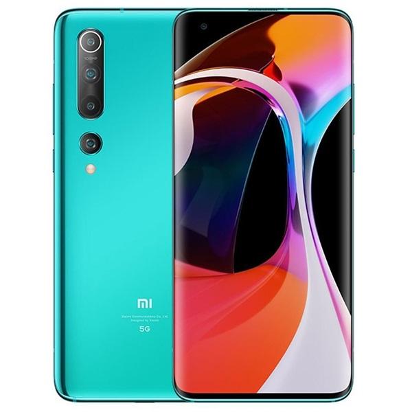 Xiaomi Mi 10 6,67 5G 8/128GB zöld okostelefon - 1