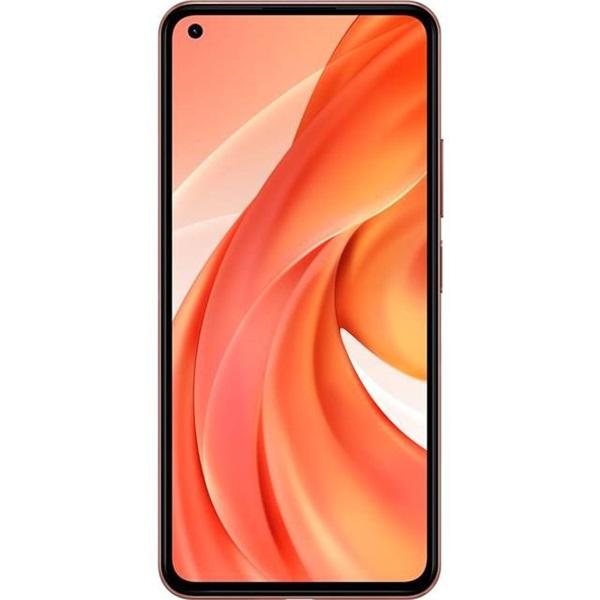 Xiaomi Mi 11 Lite 6/128GB DualSIM kártyafüggetlen okostelefon - pink (Android) - 2