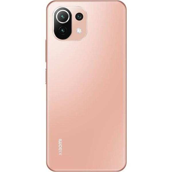 Xiaomi Mi 11 Lite 6/128GB DualSIM kártyafüggetlen okostelefon - pink (Android) - 4