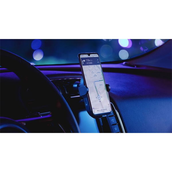 Xiaomi Mi 20W Qi vezeték nélküli autós telefon tartó és töltő - 9