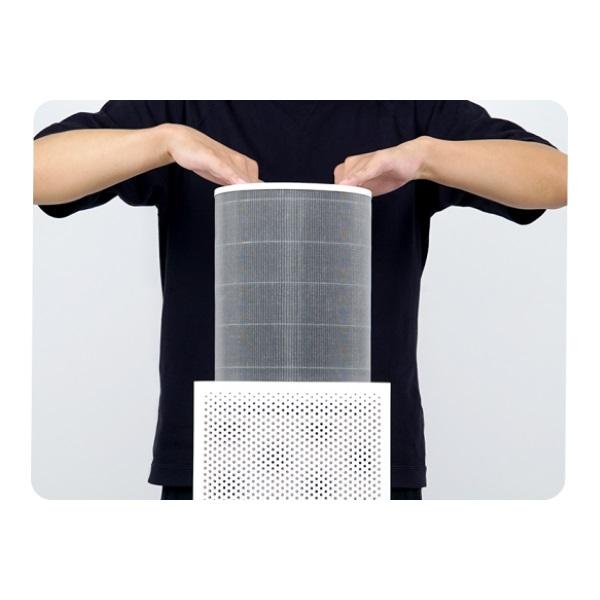 Xiaomi Mi Air Purifier 3C okos légtisztító - 9