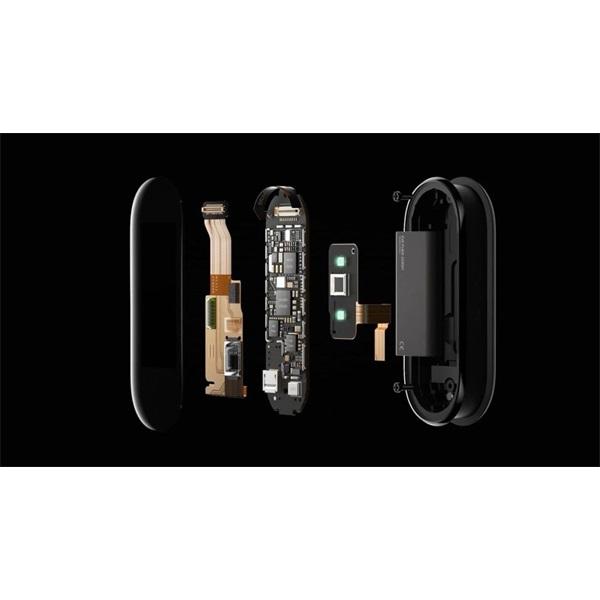 Xiaomi Mi Band 5 aktivitásmérő karpánt - 2