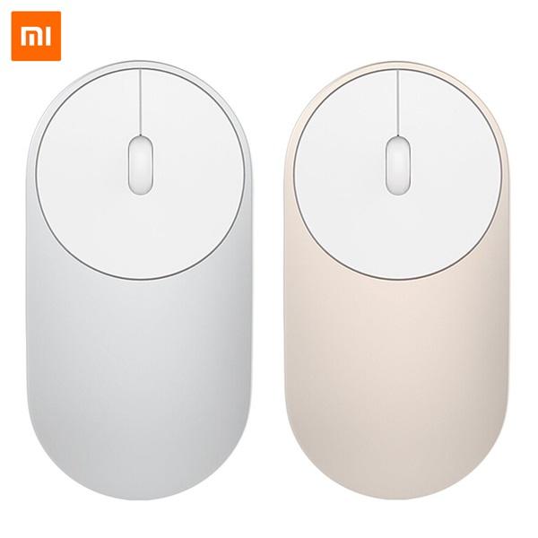 Xiaomi Mi Portable Bluetooth/WiFi vezeték nélküli arany egér - 4