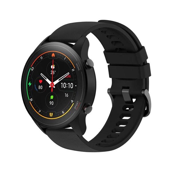 Xiaomi Mi Watch fekete okosóra - 1