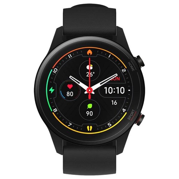 Xiaomi Mi Watch fekete okosóra - 2