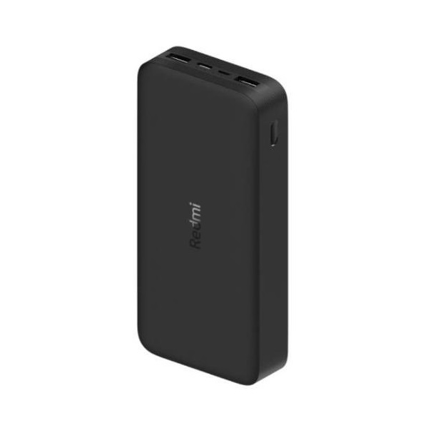 Xiaomi Redmi VXN4304GL 18W 20000 mAh gyorstöltő fekete powerbank - 1