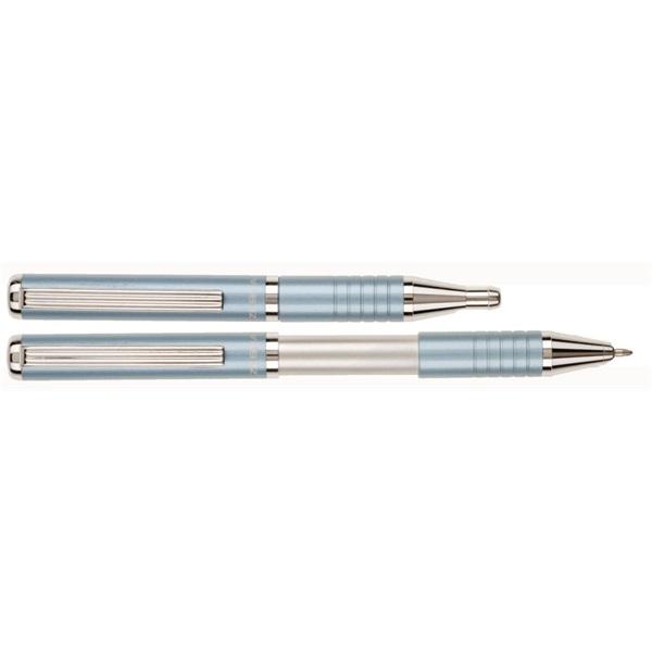 Zebra SL-F1 szétcsúsztatható égkék golyóstoll - 1