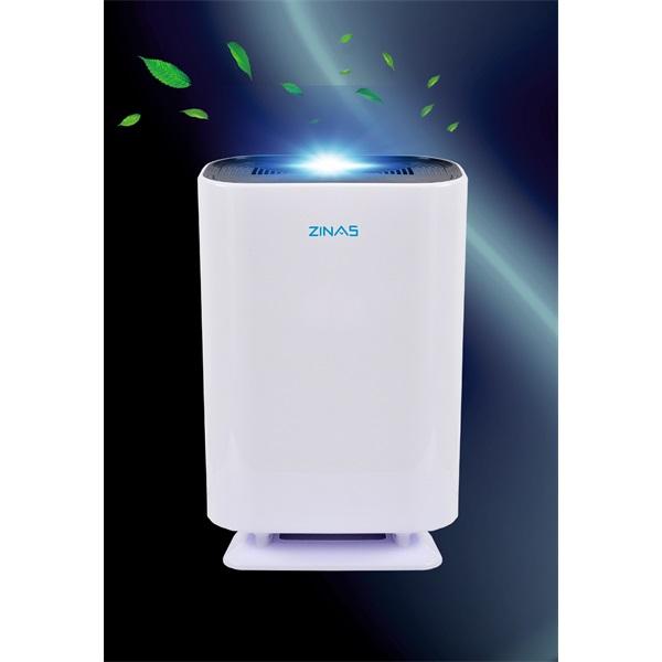 Zinas ZN-AF-02 UV lámpás légtisztító - 2
