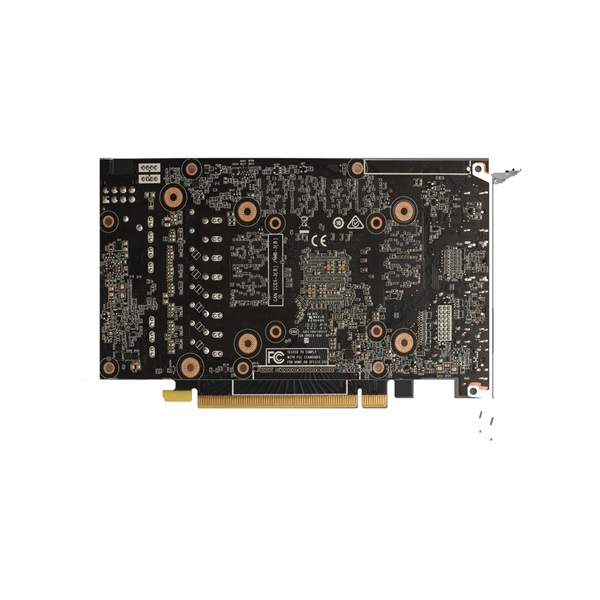 Zotac GAMING GeForce GTX 1660 SUPER nVidia 6GB GDDR6 192bit  PCIe videokártya - 3