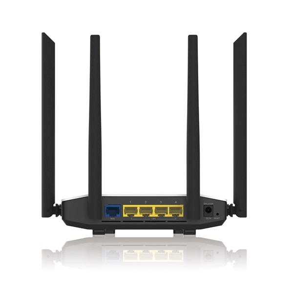 ZyXEL NBG6615 AC1200 MU-MIMO Dual-Band Wireless Gigabit Router - 4