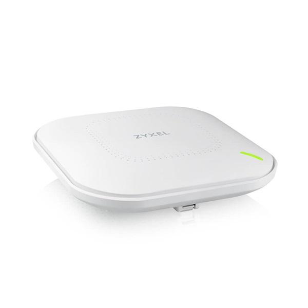 ZyXEL WAX610D WiFi6 802.11ax 2x2 Dual Radio Unified Pro MultiGbE LAN Vezeték nélküli Access Point +NCC Pro Pack license - 5